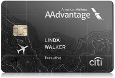Citi® / AAdvantage® Executive card